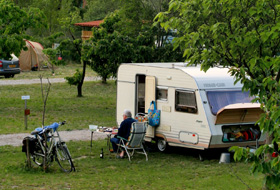 camping solaire